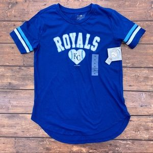 KC Royals Short Sleeve T-shirt NWT Old Navy